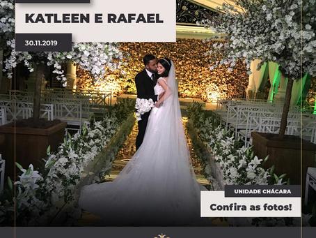 Casamento de Ketleen e Rafael