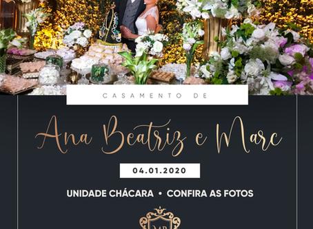 Casamento de Ana Beatriz e Marc