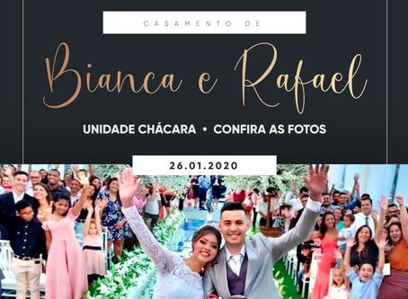Casamento Bianca e Rafael
