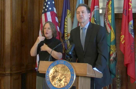 Governor Bullock announces Phase 1 reopening Montana's economy
