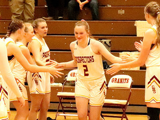 Lady Prospectors settle in to secure win over Clark Fork