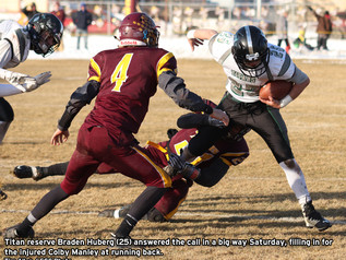 Titans out-duel Shelby, earn ticket back to title game