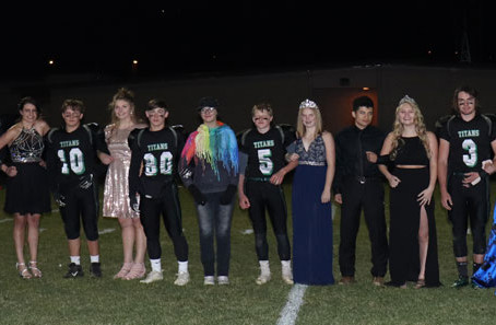 2019 Homecoming Courts