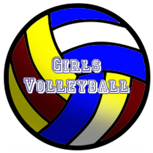 Girls Volleyball Banner Ad (2018 Season)