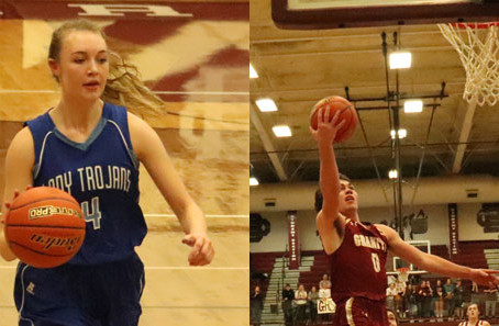 Local hoopsters earn All-District honors