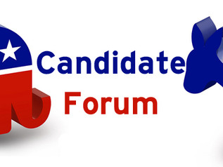 Local Parties join forces to offer Candidate Forum
