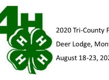 Flint Creek Courier to Livestream 4H events at Tri-County Fair