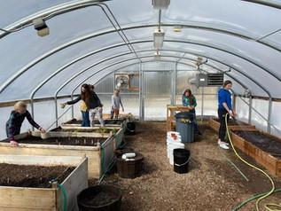 School, Community Garden project starting in Drummond