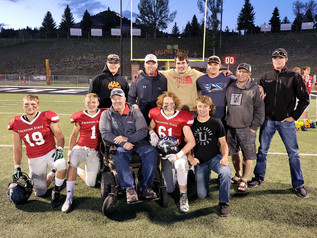 Titans play in 37th Annual Bob Cleverly Game in Butte