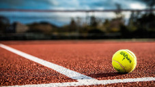 Lady Prospectors end tennis season in Divisional Tournament