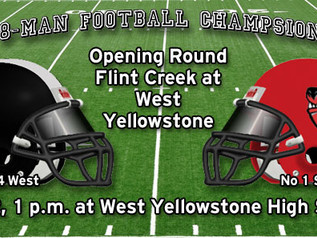 FB'19: Titans start playoff trek on the road in West Yellowstone