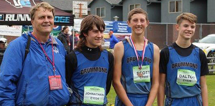 Parke sixth at State Cross Country finale
