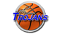Lady Trojans fly past visiting Eagles
