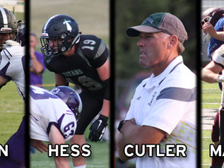 Three Titans, Coach named to 2019 East-West Shrine Game roster
