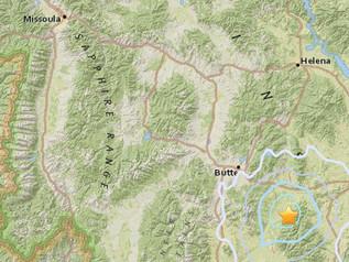 BREAKING: 3.7 quake rattles Whitehall