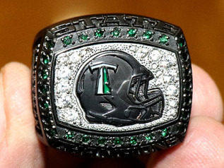 Titans receive State Championship Rings