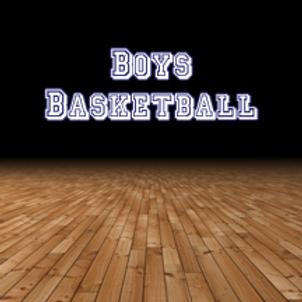 Boys Basketball Banner Ad (2018-19 Season)