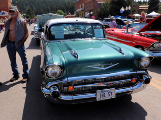 Chrome is king at annual Flint Creek Valley Days Car Show