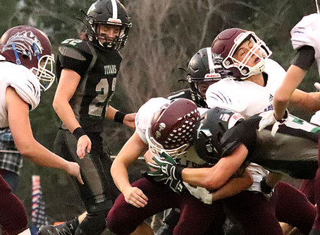 Titans still perfect after 64-12 drubbing of Clark Fork