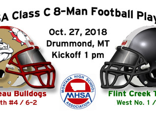 PREVIEW: Flint Creek hosts Choteau in 8-man playoff opener