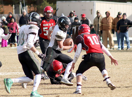 Titans win overtime thriller in West Yellowstone