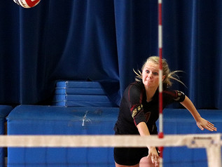 Granite, Drummond swing into new volleyball season at Tip-off Tournament