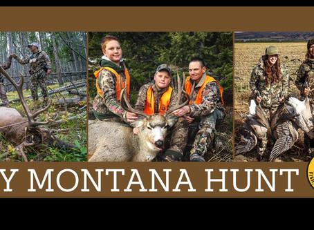 Montana's Big Game Hunting Season Opens Oct. 26
