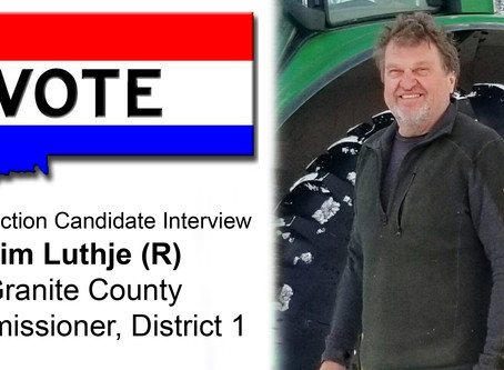 VOTE 2020: Tim Luthje