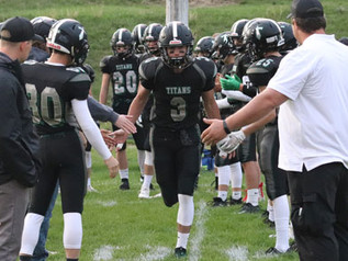 Titans face off with Blue Hawks in battle of 3-1 teams