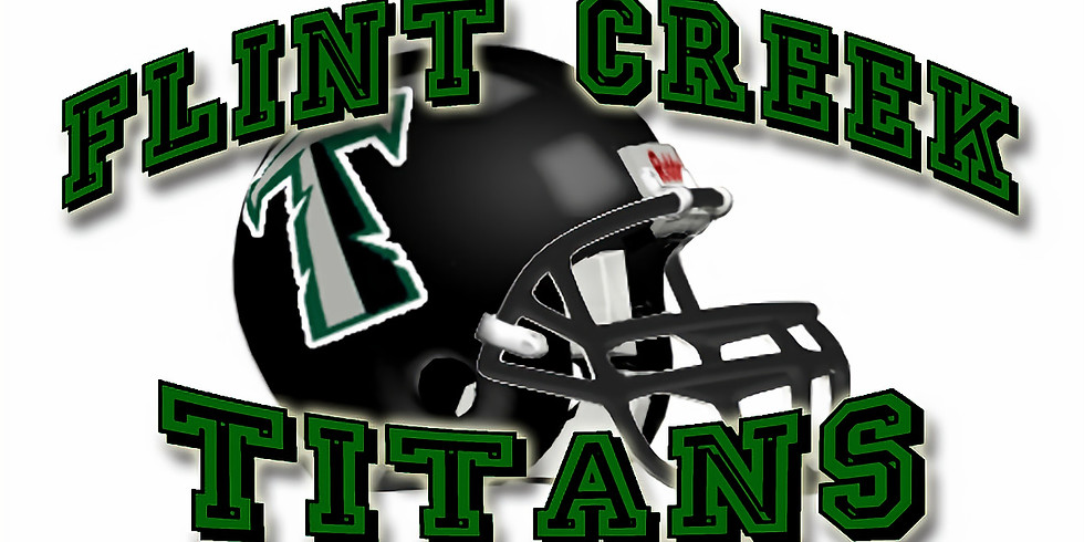 FB Flint Creek Titans at Shelby Coyotes