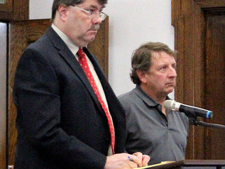Adler pleads 'Not Guilty' to Misconduct, Embezzlement charges