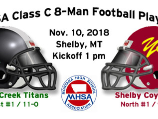 Titans face 'Yotes in Battle of Top-Ranked Teams