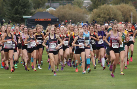 Pfendler drops the hammer on 3-mile time in Butte