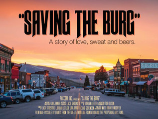 Second chance to see 'Saving the Burg' coming in December