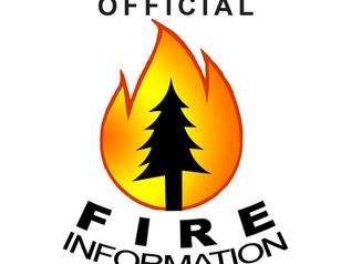 Fire Update: August 29, 2018