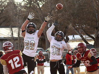 Titans clear Longhorns hurdle, head for state title clash in Drummond