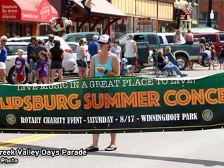 2019 Flint Creek Valley Days Parade