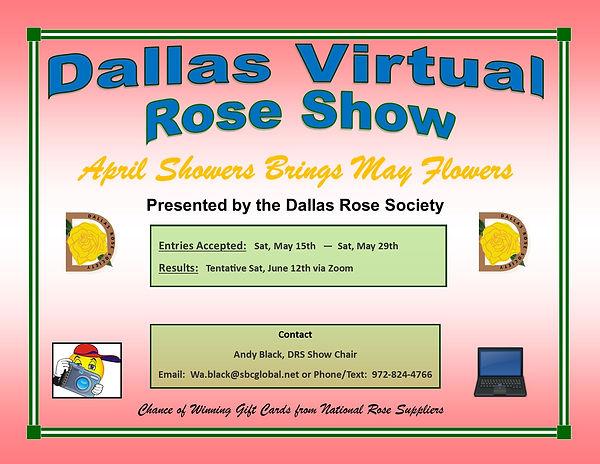 Virtual Rose Show Flyer Spring 2021(hori
