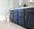 Bathroom-Vanity-Midnight-Blue-with-Brass