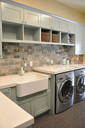 Sherwin-Williams-Contented-Gray-laundry-