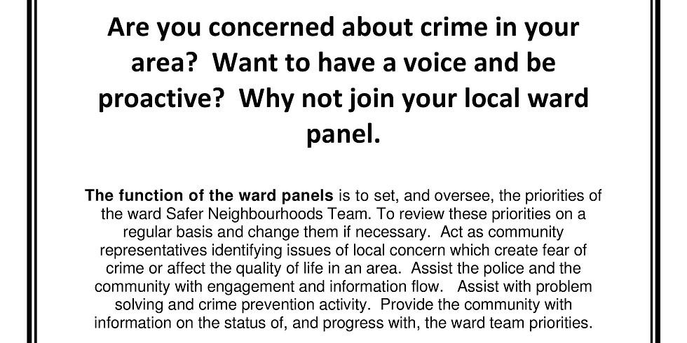 Abbey Wood Safer Neighbourhood Panel