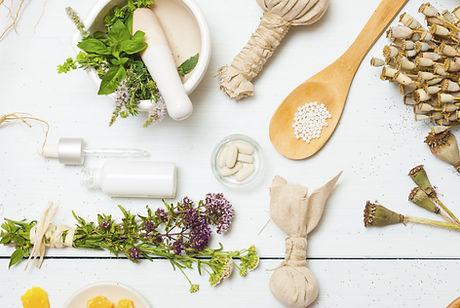 Remèdes à base de plantes