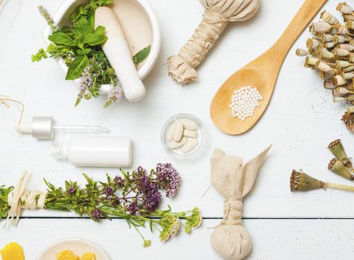 צמחי מרפא המסייעים לתהליך ירידה במשקל