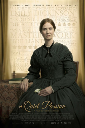 Emily Dickinson: A Quiet Passion