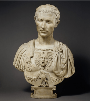 The Bust of Caesar
