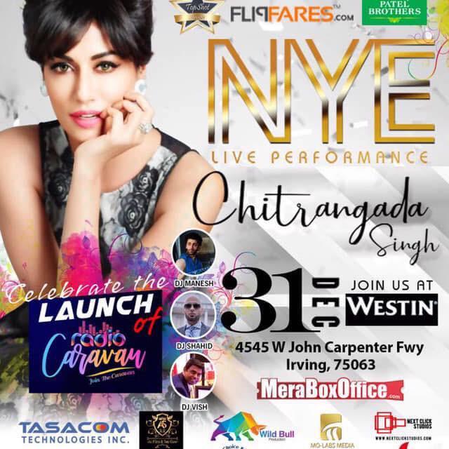 Celebrity New Year's Eve Gala
