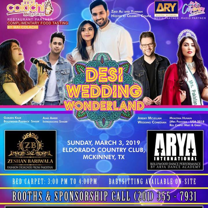 Desi Wedding Wonderland