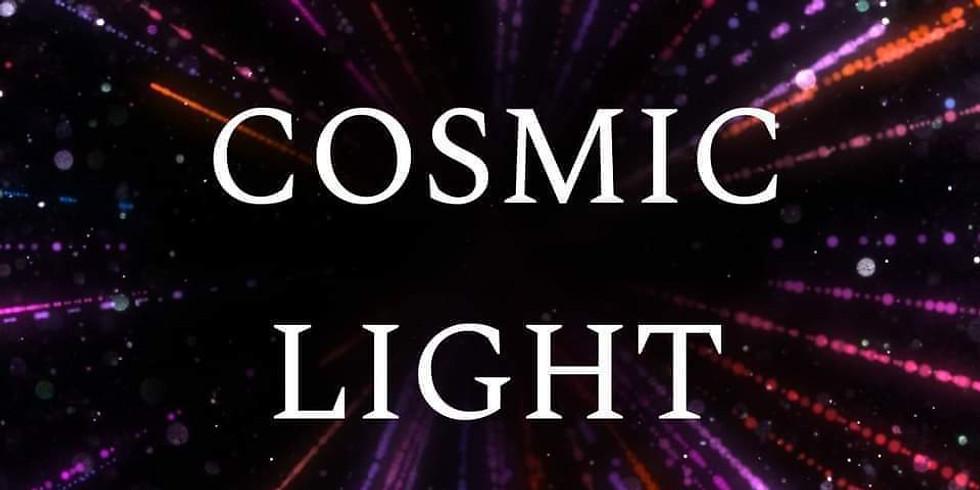 Cosmic Light Show on IPanda Radio