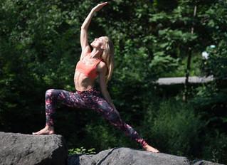 My Journey with Yoga/Establishing a Practice