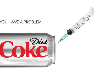 How I Beat The Diet Coke Addiction I Didn't Know I Had